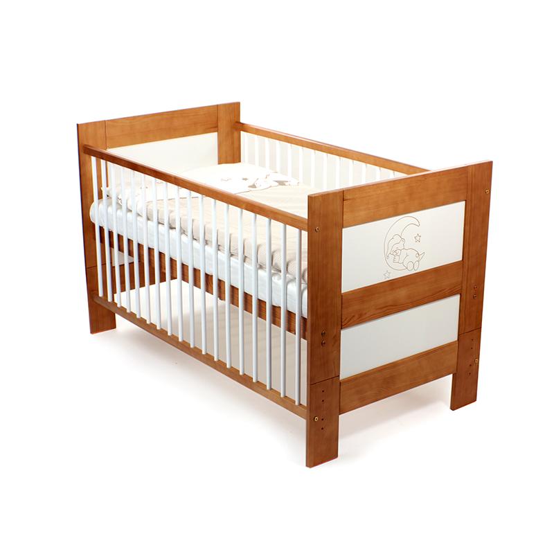 Baby Vivo Kinderbett / Juniorbett 140 x 70 cm - Teddy | Baby Vivo