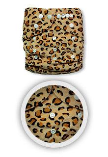 Windeln-Stoffwindel-Leopard-nue